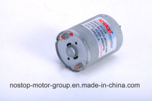 Cable de cobre de Pm Motor DC, con una larga vida útil