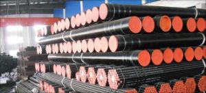 Tubi d'acciaio senza giunte di api 5L X56 per il convoglio di /Gas dell'olio (TJJSRD-09)