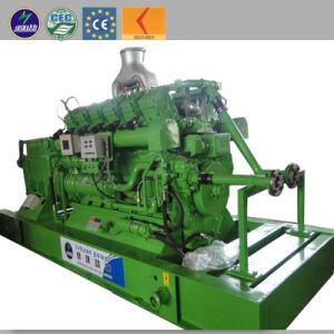 El motor de energía de biomasa biogás Gas Natural Gas Gas Generator