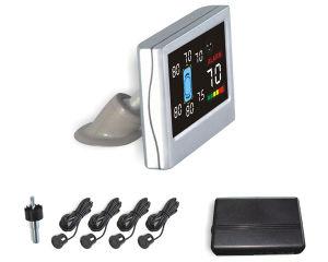 컬러 화면 출력 장치 (SS7500C)를 가진 차 레이다 LCD 주차 감지기