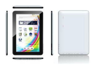De cuatro núcleos de gama alta de 10,1 TFT LCD de 5 puntos a mediados Tablet PC, DDR3 1g