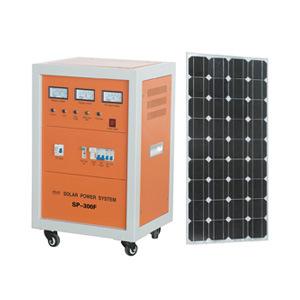 Solar Home Powered générateur (SP-300F)