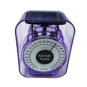 Draagbaar Saldo zzsp-302 van de Keuken van de Schaal van het Voedsel van het Huishouden Mechanisch