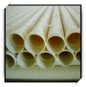ケーブルの保護(HY-03)のための地下ポリ塩化ビニールによって波形を付けられる管か管