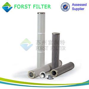 Sacchetto filtro dell'accumulazione di polvere del cemento del getto di impulso della piega di Forst