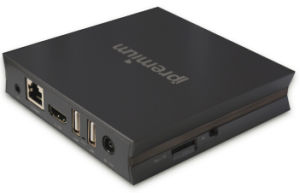 超IpremiumのアンドロイドHD IPTVのセットトップボックス