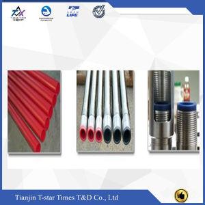 Tubo resistente a temperatura elevata di plastica di ingegneria UHMWPE