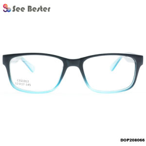 La Chine Fabrication Professionnel haut de gamme de verres de lunettes optiques CP du châssis