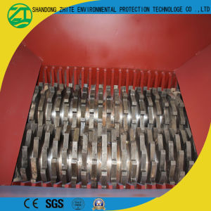 不用なタイヤのシュレッダー/ゴム製粉砕機/機械をリサイクルする古いタイヤ