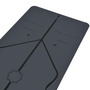 Antideslizante ecológica de TPE de PVC suave estera del yoga