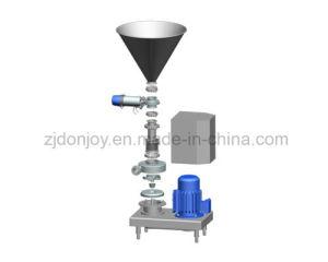 Ss mezcla sanitaria la bomba con la válvula neumática y Vibrador Eléctrico opcional