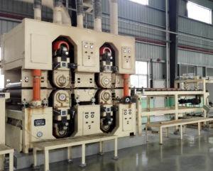80000 a 100000automático de la CBM Línea de producción de partículas