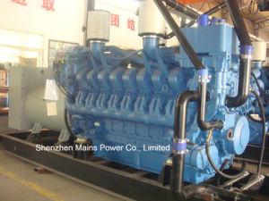 1830KW Allemagne MTU 2288kVA Groupe électrogène diesel de taux d'attente 2000KW 2500kVA