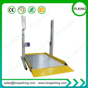 Plking携帯用油圧Quickliftの車の自動車駐車上昇