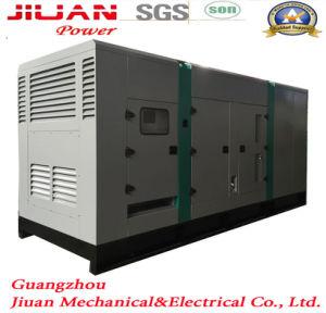 Guangzhou-Fabrik für leisen elektrischer Strom-Diesel-Generator des Verkaufspreis-480kw 600kVA