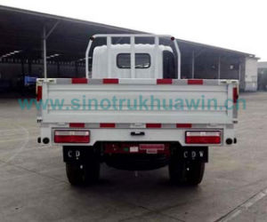 Sinotruk Cdw C737p1a 84HP caminhão da carga de 3 toneladas