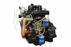 2本のシリンダー構築機械装置エンジンQC2105