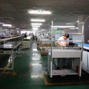 Macchina di trattamento UV del sistema di secchezza del LED