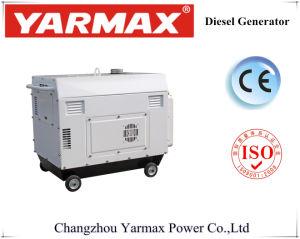 4.5kVA de stille Diesel Reeks van de Generator