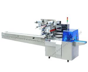 Sami-Auto Flowpack Tarta Grande precio de fábrica de máquinas de embalaje