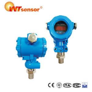 Silício piezorresistivos invólucros antideflagrantes do transmissor de pressão com visor (PCM401)