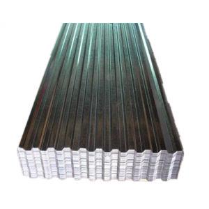 Strato d'acciaio galvanizzato del tetto ondulato Z30-275