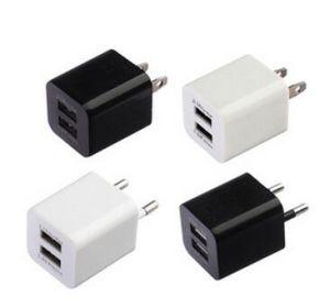 5V 2A는 충전기 이동 전화를 위한 USB 접합기 이중으로 한다