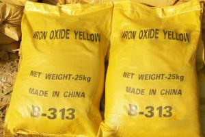 Van het ijzer het Gele 1920 Pigment Van uitstekende kwaliteit van het Oxyde