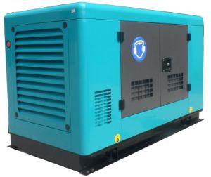 판매 가격 12kw 15kVA 디젤 발전기를 위한 광저우 공장