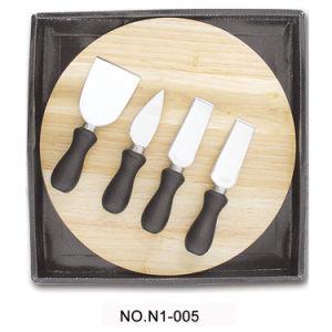 Queso de acero inoxidable (No. N1-005)