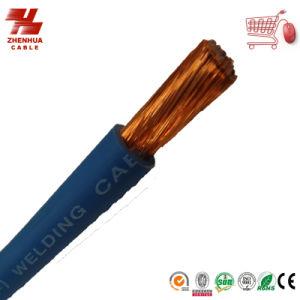 16мм2 25мм2 35мм2 50мм2 70мм2 95 мм2, медь и CCA проводник ПВХ оболочку кабеля сварки