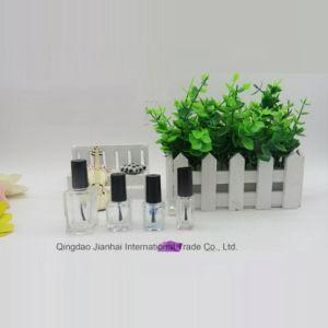 釘の芸術のための卸し売りガラスマニキュアの容器