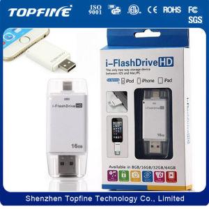 I-Flash-устройство HD флэш-накопитель USB OTG U 5 для iPhone 5S 6 плюс iPad mini Ios