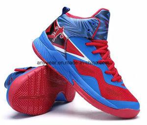 Calzado deportivo de los hombres zapatos zapatillas de baloncesto (821)