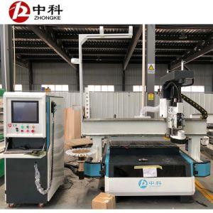 Ferramenta automática alterando Skm25h fresadora CNC de trabalho da madeira