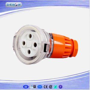 IP67 4pinos 10A/20A/32A/40A/50A Austrália à prova de padrão de soquetes industriais