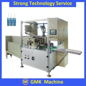 Joint en silicone RTV Gp acétoxy Zdg-300 extrudeuse automatique de cartouche