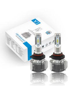 V1 nuevo coche Faro LED 9005 72W 8000LM 6000K
