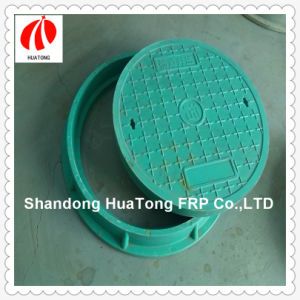 De op zwaar werk berekende Dekking van het Mangat Composited van de Glasvezel FRP/GRP