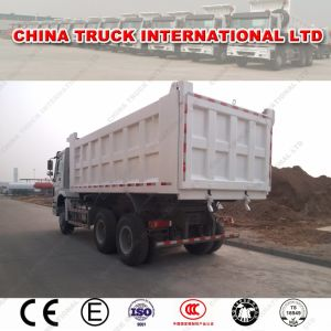 Etiópia Caminhão Sinotruk HOWO 30 Toneladas 371 6X4 novos e usados Caminhões de Despejo