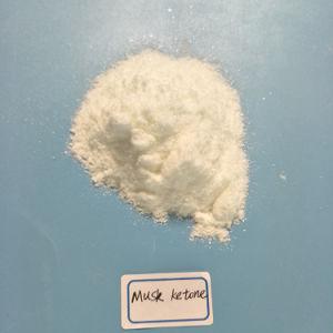 粉の麝香のケトン(最大0.1%の麝香のキシレンの内容および最大0.5%)