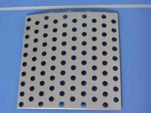 스테인리스 관통되는 금속 필터 디스크