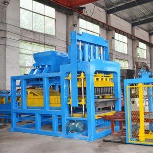 Mattone Qt12-15/blocco vuoti di pavimentazione idraulici automatici che fa macchina