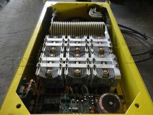 De Machine van het Lassen van de Nagel van de dubbel-Toorts van de Verkoop van China voor het Dek van het Staal