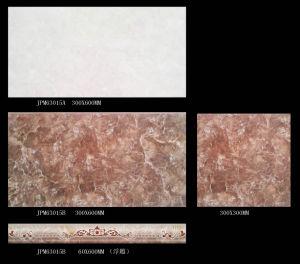 De hete Tegel Injet van de Tegel 60*60 van de Vloer van de Tegel van de Muur van het Toilet van de Verkoop Ceramische Verglaasde 30*30 (JPM63015AB)