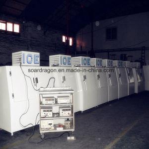 120 Sacos Gaveta de gelo para utilização da estação de gás