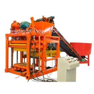 Qt4-25 Met elkaar verbindende Betonmolen die Machine voor Verkoop maken
