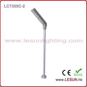 2*1W LED Cabinet Lights voor Jewelry Showcase lC7355c-2