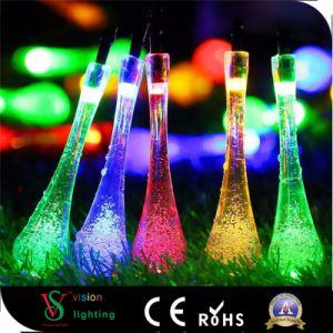 Kristall-LED beleuchtet Zeichenkette-Lichter für Weihnachtsdekoration