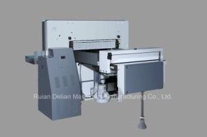 Macchina automatizzata della taglierina di carta dello schermo di tocco